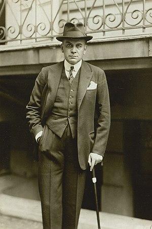 Carl Moltke - Moltke circa 1910
