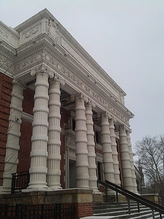 Cleveland Public Library - Carnegie-West Branch