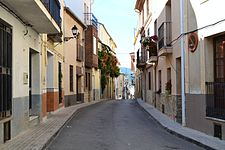 Carrer Major, Gorga.JPG