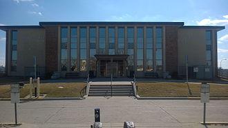 Carroll County, Iowa - Image: Carroll County IA Courthouse