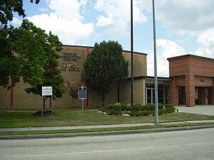 Carver High School (Houston) - Image: Carver HS Houston TX0