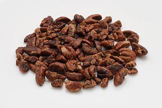 Hickory - Image: Carya cathayensis nuts