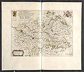 Castellaniæ Cortvriacensis Tabvla - Atlas Maior, vol 4, map 17 - Joan Blaeu, 1667 - BL 114.h(star).4.(17).jpg