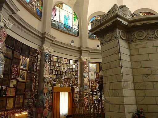 Castellazzo Bormida-santuario della Creta-cappella ex voto3