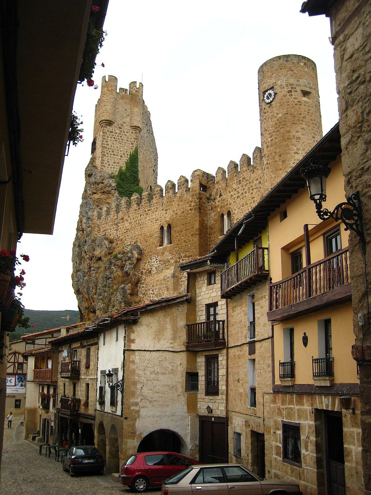frias castle