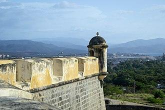 Cumaná - Castle of San Antonio de la Eminencia
