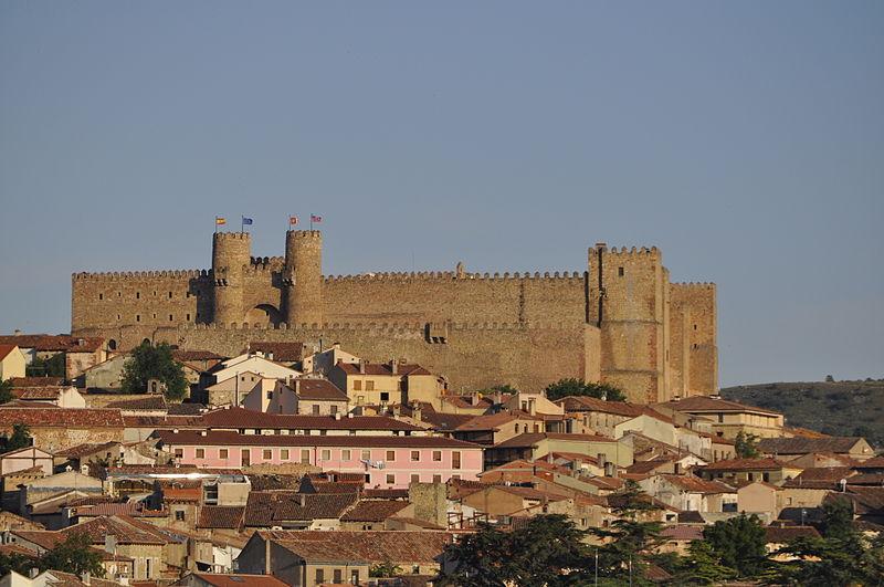 File:Castillo de Sigüenza (Guadalajara) Spain.JPG