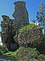 Castle Ruins near Macroom - geograph.org.uk - 538443.jpg