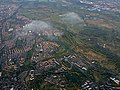 Castlemilk and Cathkin Braes from the air (geograph 4517246).jpg