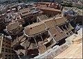 Catedral de Murcia - Vista Sur desde el balcón de los conjuratorios. Cubiertas.jpg