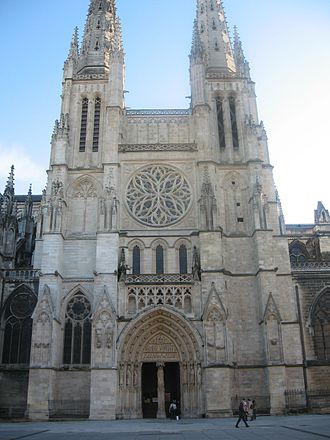 Roman Catholic Archdiocese of Bordeaux - Bordeaux Cathedral