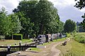 Catteshall Lock, River Wey Navigation - geograph.org.uk - 1980720.jpg