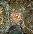 Ceiling of a shabestan in Fatima Masumeh Shrine, qom, iran2.jpg