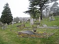 Cemetery in James Lane - geograph.org.uk - 760794.jpg