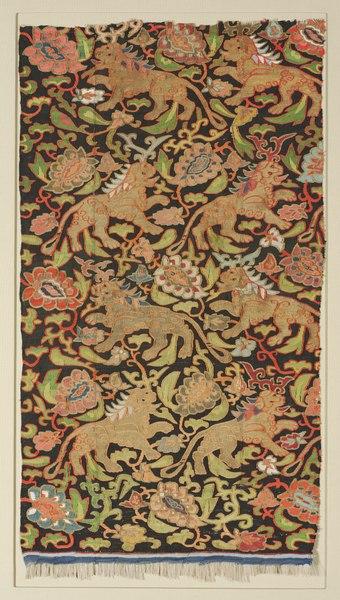silk tapestry - image 9