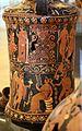 Cerchia del pittore di dario, loutrophoros con atlanta a il cinghiale calidonio, 330 ac ca, dalla tomba 33 a timmari 06.jpg