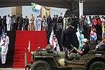 Cerimônia da Imposição da Medalha da Vitória e comemoração do Dia da Vitória, no Monumento Nacional aos Mortos da 2ª Guerra Mundial (26851853991).jpg