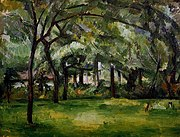 Cezanne farm normandy summer.jpg