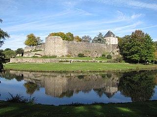 Montaigu-Vendée Commune in Pays de la Loire, France