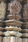 Chaaturbhuja Temple, Khajuraho 11.jpg