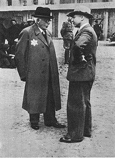 Jewish Nazi collaborator