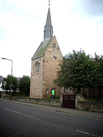 Cockenzie and Port Seton - Chalmers Memorial Church