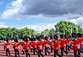 Changing the Guard at Buckingham Palace - panoramio.jpg