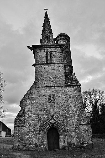 Chapelle de Locmaria (Séglien)