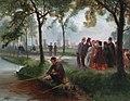 Charles Rochussen - De zondagmiddagwandeling - 10991-A-B - Museum Rotterdam.jpg