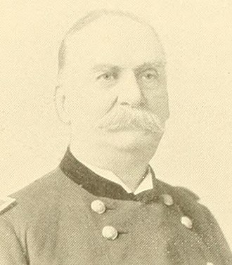 Charles Sutherland (Surgeon General) - From 1892's Officers of the Army and Navy (Regular) Who Served in the Civil War
