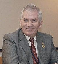 Irish Finance Minsiter Charlie McCreevy.
