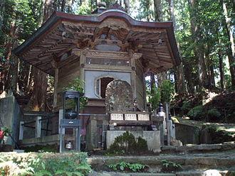 Charnel house - Charnel house of Amidadera temple (Nachikatsuura, Wakayama, Japan)