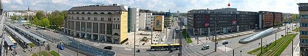 Chemnitz City Hotel Stelle
