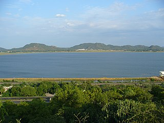 Chengalpattu Town in Tamil Nadu, India