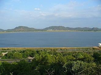 Chengalpattu - Kolavai Lake on the outskirts of Chengalpattu