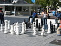 Chess in Cathedral Square, Christchurch.jpg