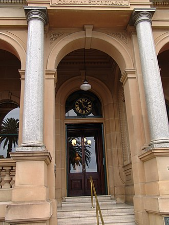 Chief Secretary's building - Image: Chief Secretary's Building, Macquarie Street Sydney