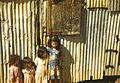Children in a company housing settlement, Puerto Rico 1a34030u.jpg