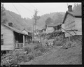 Children playing among typical houses. Gilliam Coal and Coke Company, Gilliam Mine, Gilliam, McDowell County, West... - NARA - 540793.tif