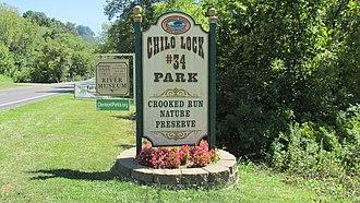 Chilo, Ohio - Image: Chilo OH3