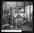 China; a Manchu lady with her daughter in-law Wellcome L0055923.jpg