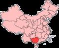 Quảng Tây tại Trung Quốc