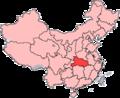 Hồ Bắc ở Trung Quốc