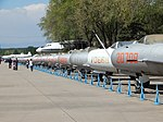 Chinese Air Force Mig-15s, beijing Aviation Museum (26408186231).jpg