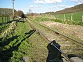 Chinnor and Princes Risborough Railway in Chinnor (3) - geograph.org.uk - 750516.jpg