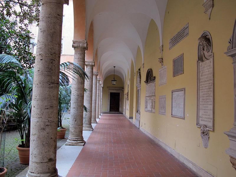 Chiostri del palazzo dei ss. apostoli, 01.JPG