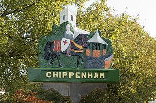 Chippenham, Cambridgeshire village and civil parish in Cambridgeshire, UK