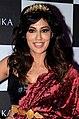 Chitrangada Singh walks the ramp for Intrika Brand launch (6).jpg