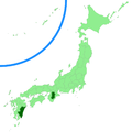Chorioactis geaster in Japan.png