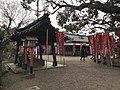 Chozuya of Nankun Shrine in Sumiyoshi Grand Shrine.jpg